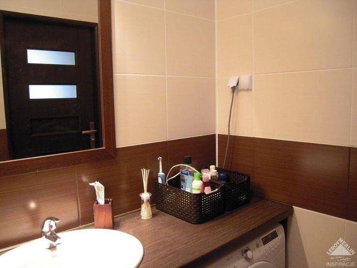 mała łazienka w bloku z wielkiej płyty 3  lazienka płyta   -> Kuchnia W Bloku Galeria Zdjeć