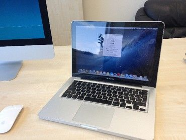 "MacBook Pro 13"" (2010) 2,4GHz/4GB RAM"