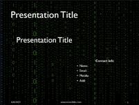Download Editable Microsoft Power Point presentation Matrix Design PowerPoint Theme vector slides, themes, templates and keynotes at moreslides.com Features of our Powerpoint presentation slides and themes :  - Fully Editable Shapes and colors - High quality vector elements - Compatible with Microsoft PowerPoint 97, Powerpoint 2003, Powerpoint 2007, PowerPoint 2010, PowerPoint 2013 - Video tutorial to edit the slides after purchase