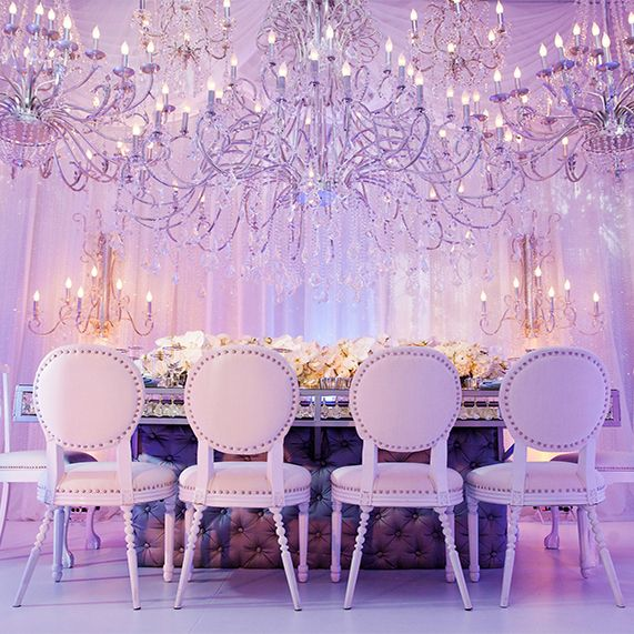 Decor: Under The Sea Inspired ReceptionEver After Blog | Disney Fairy Tale  Weddings And Honeymoon