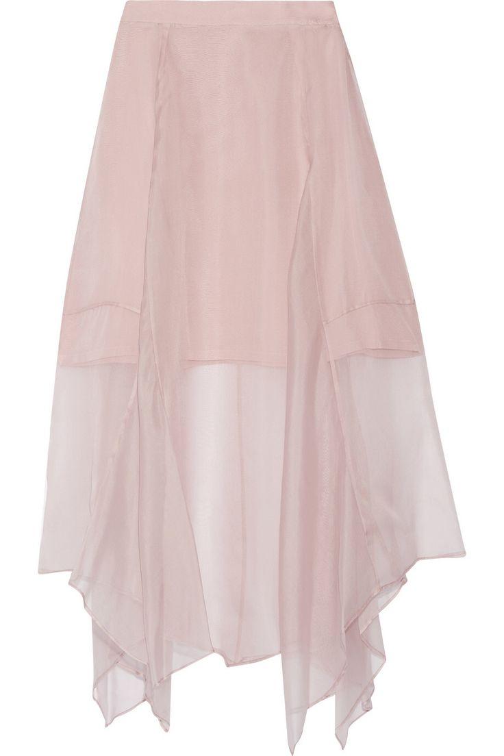 MARISSA WEBB Yasmin silk-organza skirt $229.27 http://www.theoutnet.com/products/709641