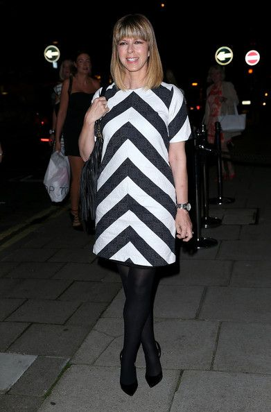 Kate Garraway Photos Photos - Kate Garraway attends a celebration of Lorraine Kelly's 30 years in breakfast television at Langham Hotel on October 1, 2014 in London, England. - Lorraine Kelly: 30 Years in Breakfast Television