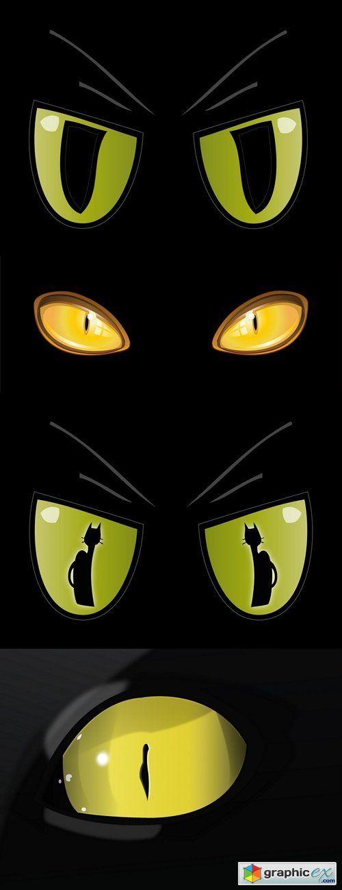 Occhi di Gatto Dorati-Golden Cat Eyes