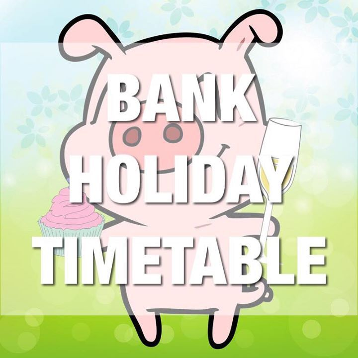 Ladies enjoy your long weekend! ...but just a reminder of what classes are running over the bank holiday see below 👇🏼  BANK HOLIDAY TIMETABLE   SUNDAY 27th  1. 9:00:AM-10:00AM       The Fulforth Centre, Front Street, Sacriston, DH7 6JT  2. 9:00AM-10:00AM Harraton & District Community Association, Bone Mill Lane, NE38 8BQ  3. 9:30AM -10:30AM Robin Todd Community Centre South Hetton DH6 2TH  4. 10:00AM-11:00AM Dance Fusion Extreme, 143-145 high street , Wrekenton, Gateshead, NE9 7JR…