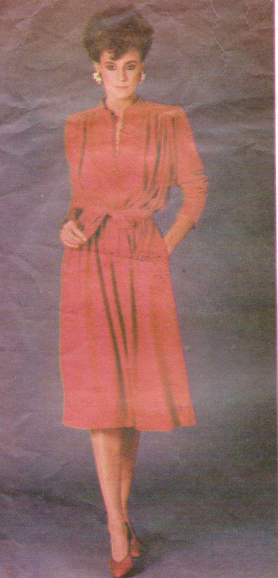 80s Renata Vogue International Designers Sewing by CloesCloset, $16.00