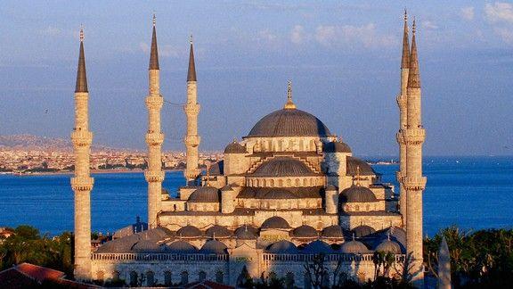 Sultan Ahmet Cami #wallpaper #cami #mosque #bluemosque #sultanahmet