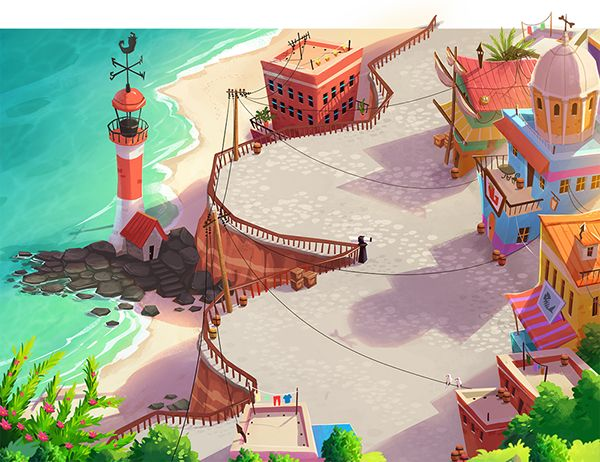 57 best game map images on pinterest game environment game design pepper panic maps on behance gumiabroncs Choice Image