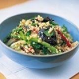Jamie Oliver: couscous met gegrilde zomergroenten