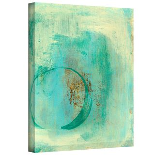 Art Wall Elena Ray 'Teal Enso' Gallery-Wrapped Canvas