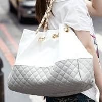 R350..Grey casual bag