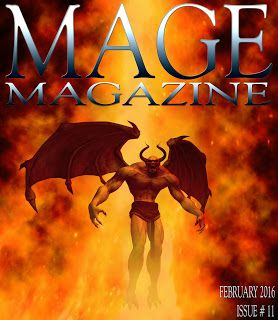 THE MAGE RAGE: Four Artists and a Dream - Dean Lawson Reporting ~ The SL Enquirer
