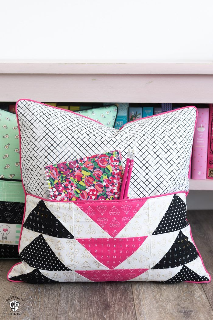 Sew The Perfect Pillow Patterns