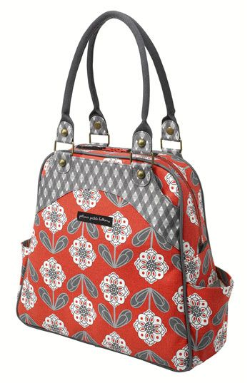 Disney, It's a Small World by Petunia Pickle Bottom 'Sashay Satchel' Organic Cotton Diaper Bag | Nordstrom