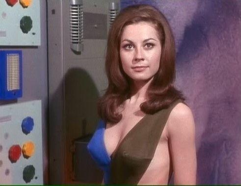 Sherry Jackson Star Trek | Sherry Jackson andrea