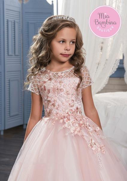 3941005ab Flower Girl Dresses Los Angeles Flower Girl Dress For Wedding ...