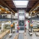 | Pinterest Headquarters / All of the Above + First Office + Schwartz and Architecture © Eddy Joaquim