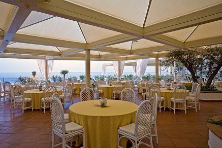 Terrazza sul #mare- Grand #Hotel Baia Verde-#Catania- #Sicily