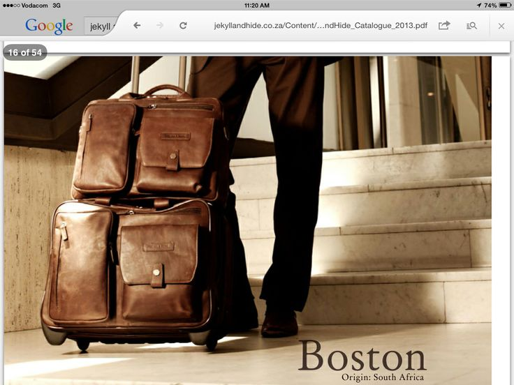 Carry on luggage/laptop bag