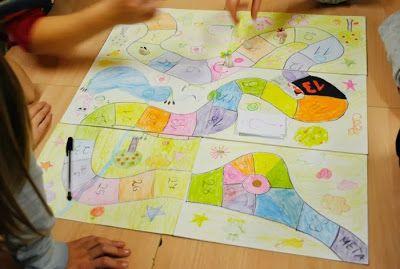 Jak zgobić grę planszową - warsztaty dla dzieci