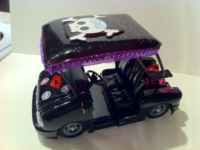 Monster High Doll Cars Earl Scheibe Does Doll Cars