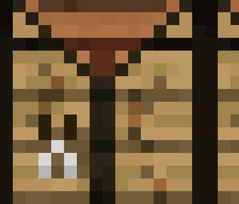 Minecraft Workbench Side - 18