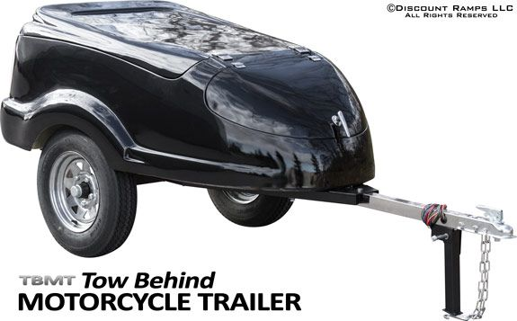 TBMT Motorcycle Cargo Trailer
