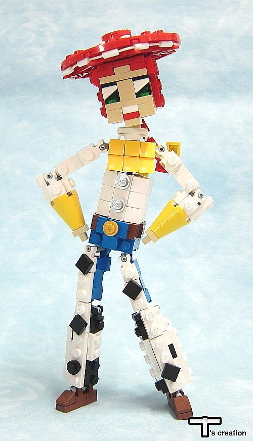 LEGO Toystory Jessie