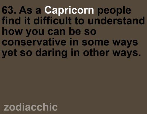 Totally: Capricorn Quotes, Capricorn Rules, Capricorn Horoscopes, Zodiac Facts, Amazing Capricorn, Zodiac Capricorn, So True, Capricorn Astrology, Astrology Image