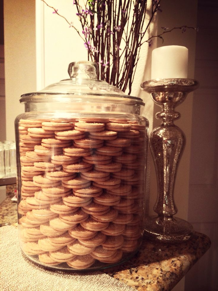 My khloe kardashian inspired cookie jar for Kitchen jar ideas