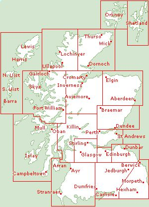 FAVORITE SCOTLAND CASTLES/GEOGRAPHY/INFO on Undiscovered Scotland (Clickable Map of Scotland)