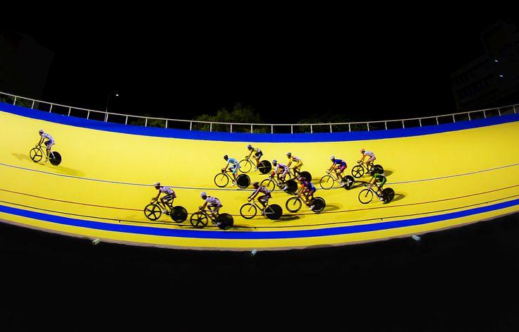 By: Carlos Puche  Venezuela Youth Athletics Sports Games 2013  Juegos Deportivos Nacionales Juveniles 2013  Ciclismo Calentamiento