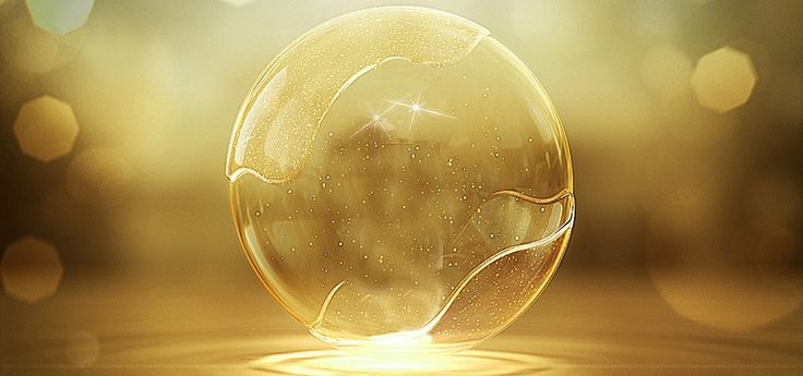 Fantasy Background, Golden, Gold, Atmosphere, Background image