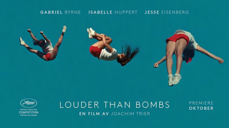 Louder than Bombs : poster