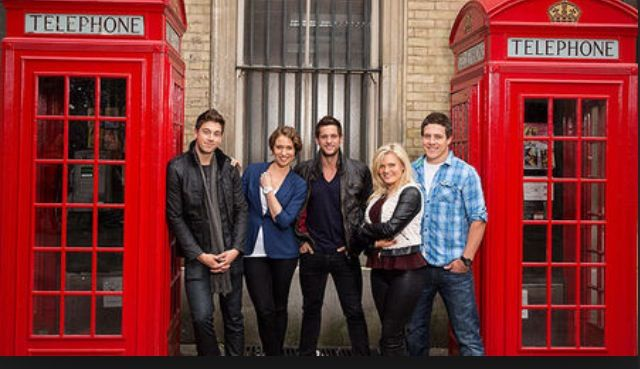Home and away in London. Yes yes yes