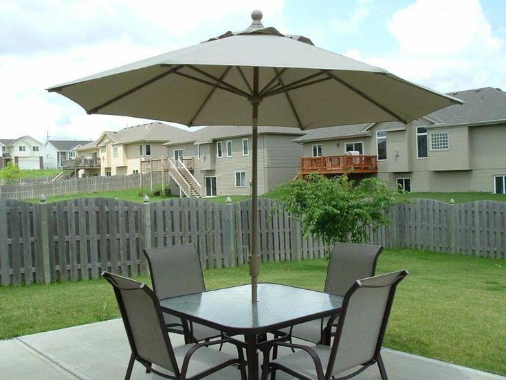 Garden Ridge Patio Umbrellas