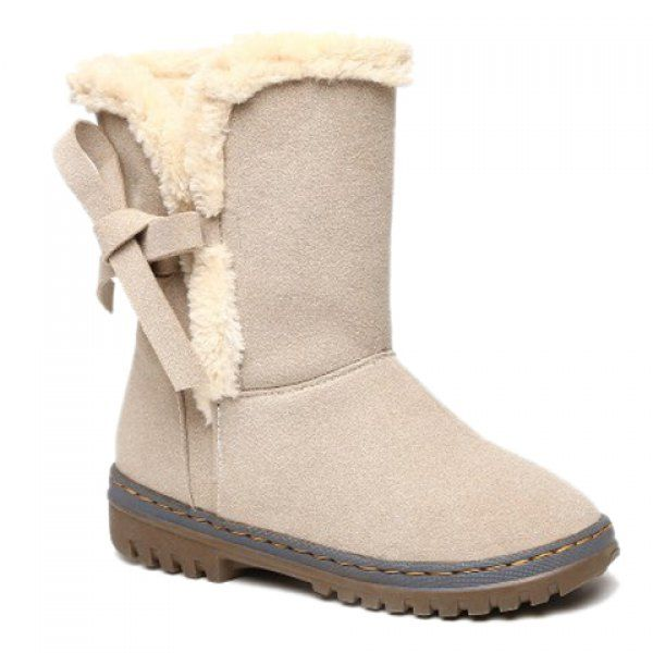 ugg snow boots with red laces