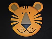 Icinghouse tiger face children's novelty make your own cake kit