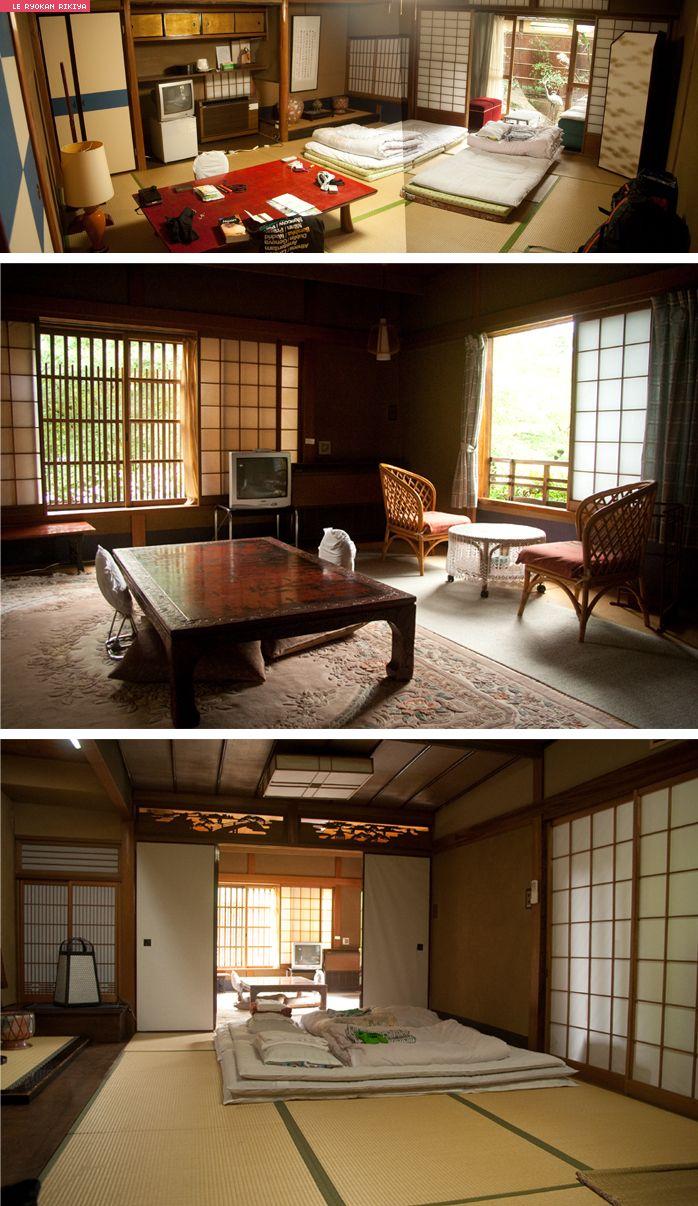 maison typique japonaise chambre japonaise moderne chambre ca coucher de style japonais with. Black Bedroom Furniture Sets. Home Design Ideas