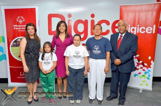 Digicel renueva su compromiso con Olimpiadas Especiales