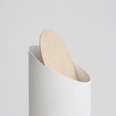 Minimalist bin from Japan Product Design #productdesign