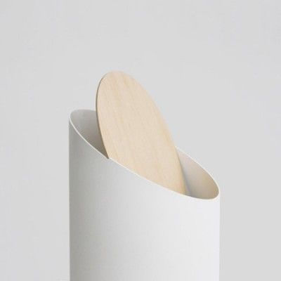 Minimalist bin from Japan