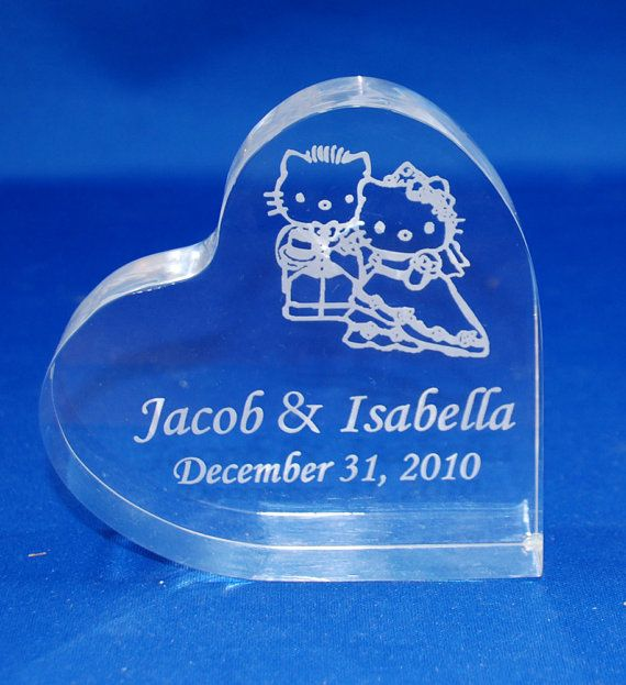 Personalized+Hello+Kitty+wedding+/+by+memoriesandmirrors+on+Etsy,+$24.95
