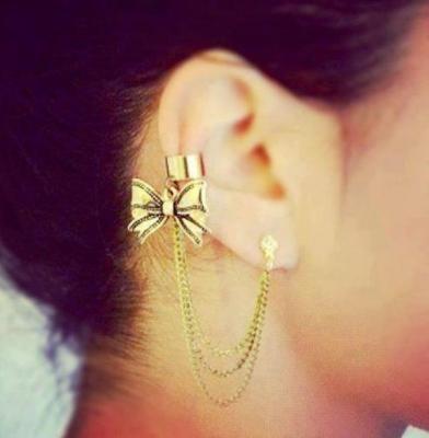 22 Unique Ear Piercing Ideas For Girls