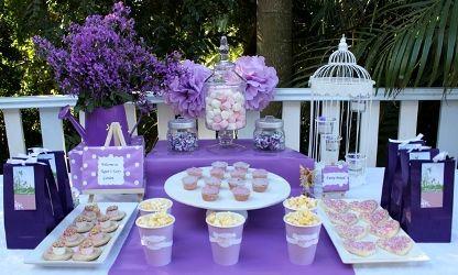 Purple Decorating Ideas Party Best 25 Purple party decorations