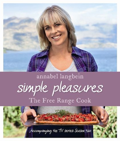 One of New Zealand's best known faces, Annabel Langbein is that country's leading celebrity cook, food writer and publisher, the star of her own international TV series, a passionate advocate for using seasonal ingredients as a means to cooking and eating well and a member of the Sustainability Council of New Zealand.