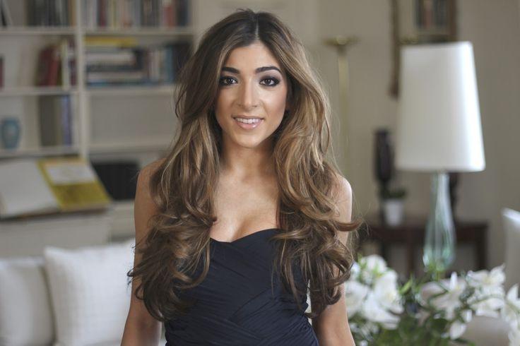 Amelia Liana hair