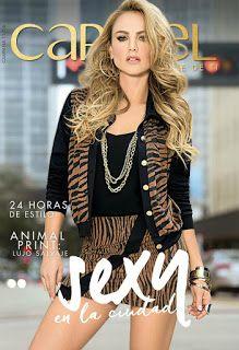 Catalogos Avon, Moda Casa, Dupree, Carmel, Napoli, Leonisa Virtual Online.: Catalogo Carmel Campaña 11 Julio 2016 Colombia