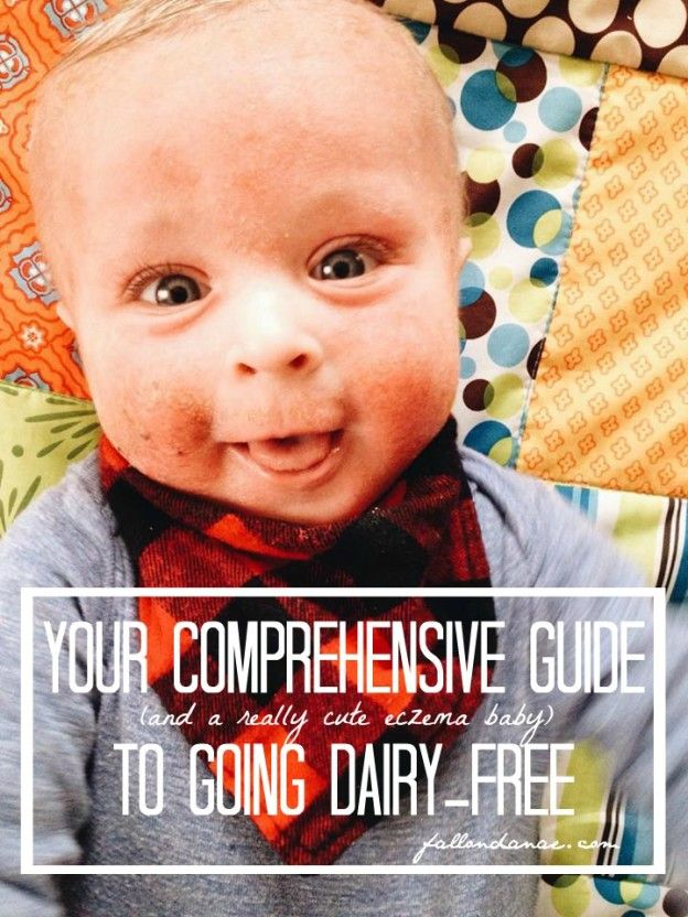 Your Comprehensive Guide to Going Dairy-Free - for breastfeeding babies with milk protein sensitivities, eczema, tummy troubles, or adults with lactose-intolerance, chronic conditions, or auto-immune disease