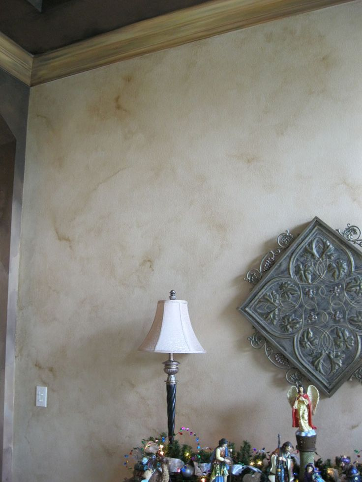 Unique Painting Finishes for Walls