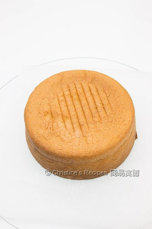 【Sponge Cake (Separated Eggs Method】- For making a soft and fluffy birthday cake for your loved ones.